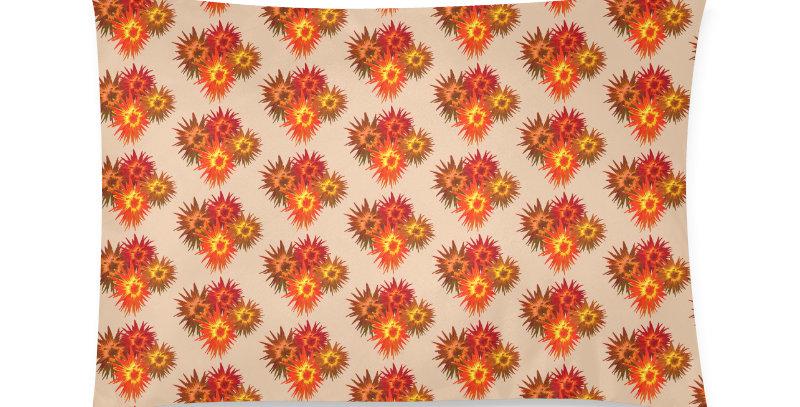 Autumn Flowers - Cushion Cover