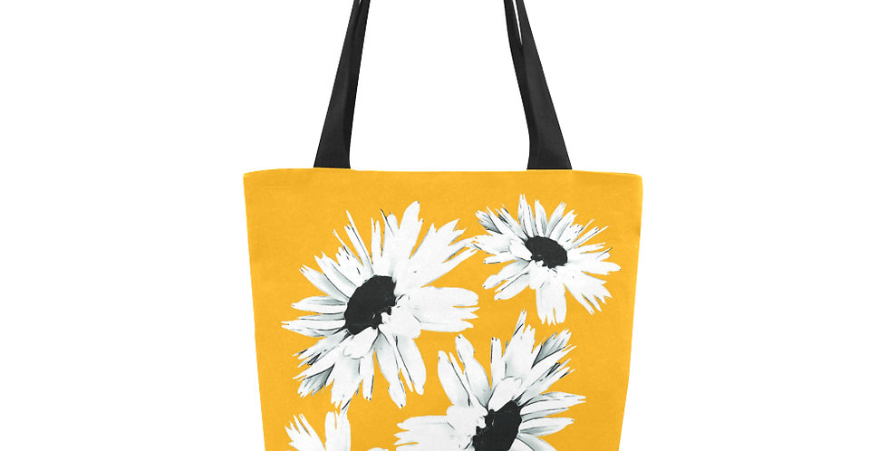 Bunch of Daisies Yellow - Tote Bag