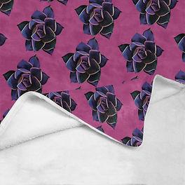 Poppy Pod Blanket