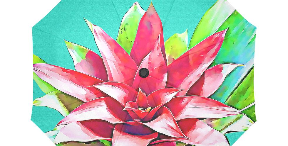 Tropical Bromance - Botanical Umbrella