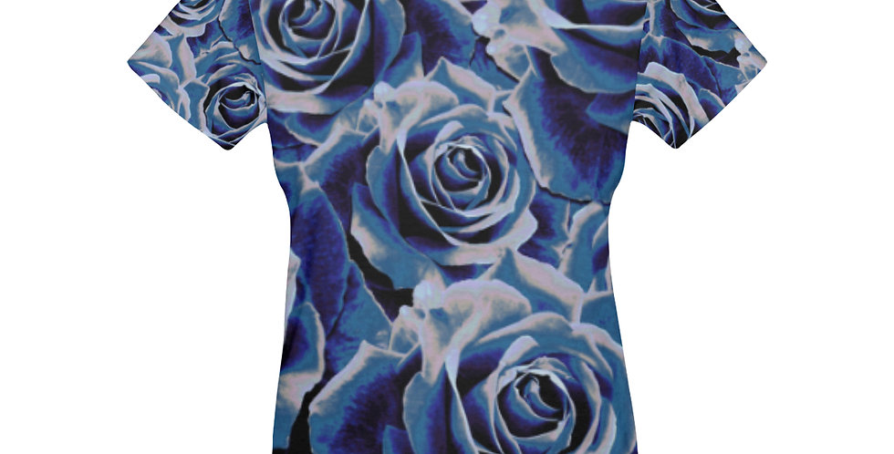 Gypsy Rose Persian Blue - T-shirt