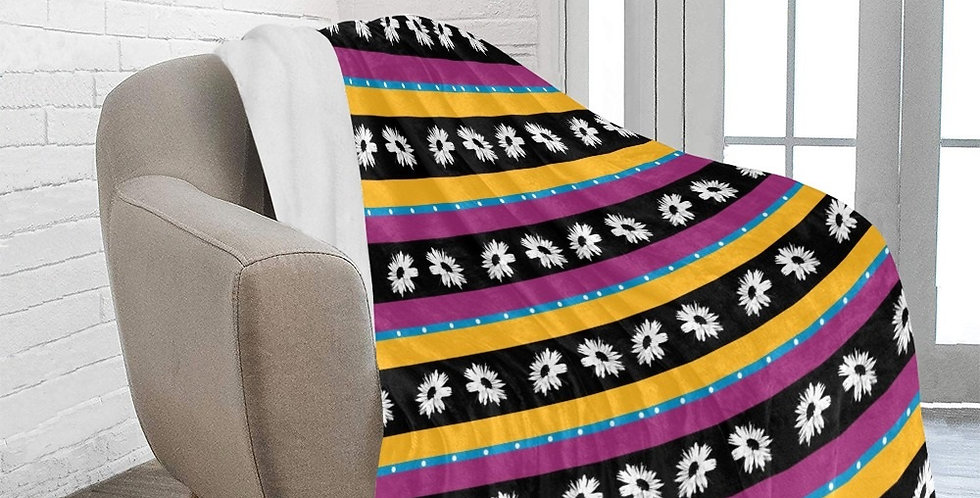 Daisy Allsorts - Blanket