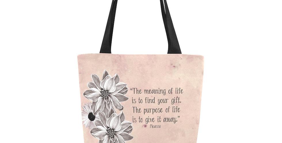Blush Inspiration - Tote Bag