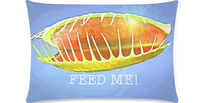 Feed Me - Cushion Cover