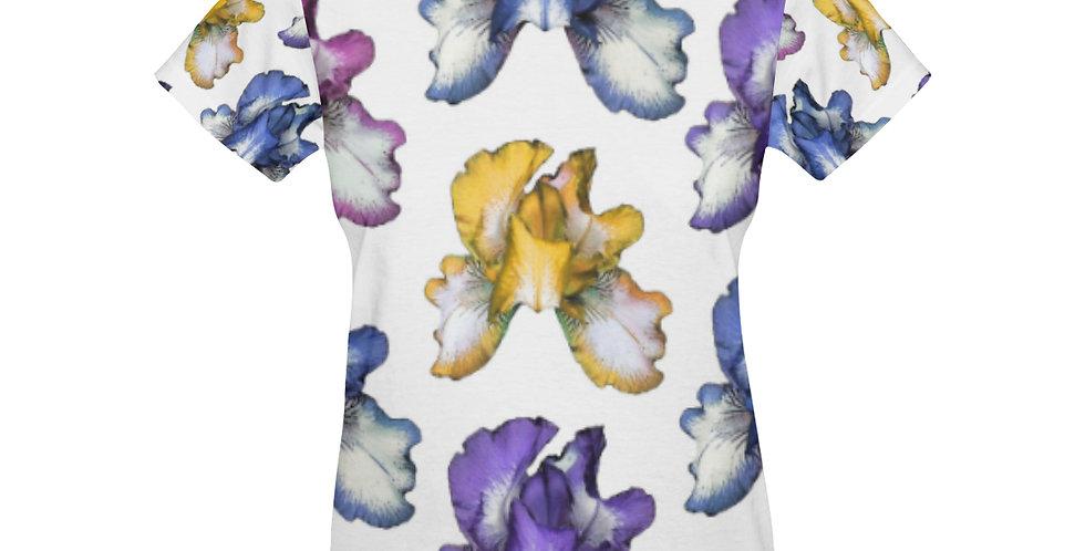 Rainbow Iris - T-shirt