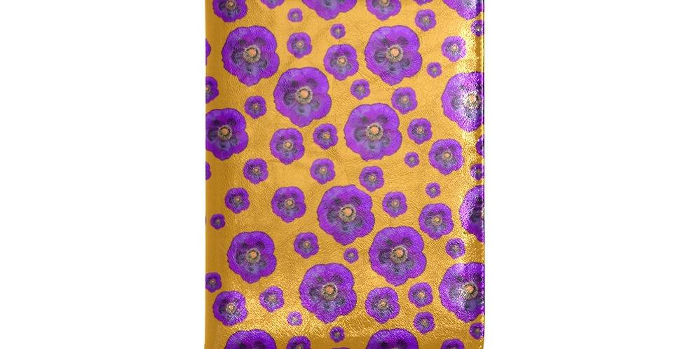 Flower Power Orange/Purple - Journal