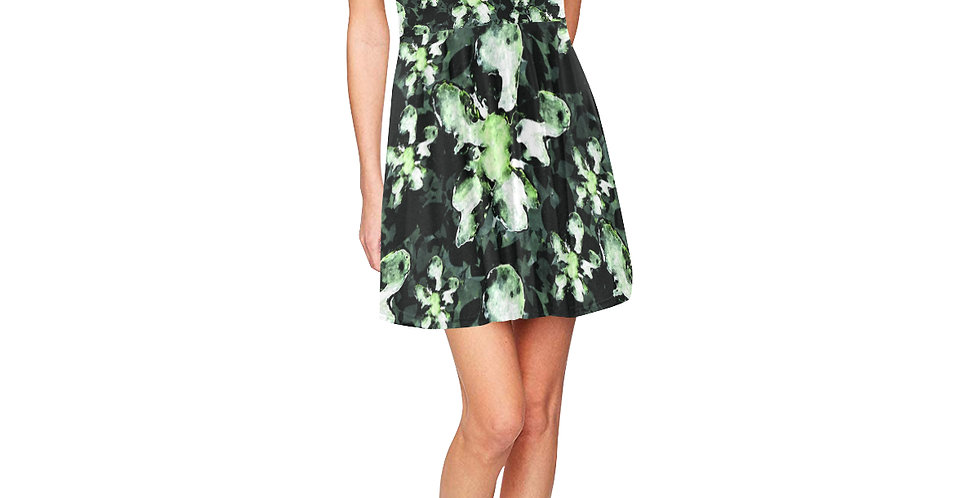 Queen Anne Lace - Skater Dress