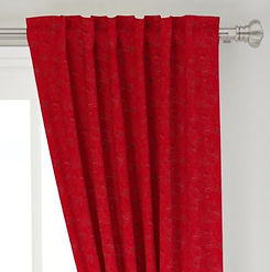 Poppy Pod Curtains
