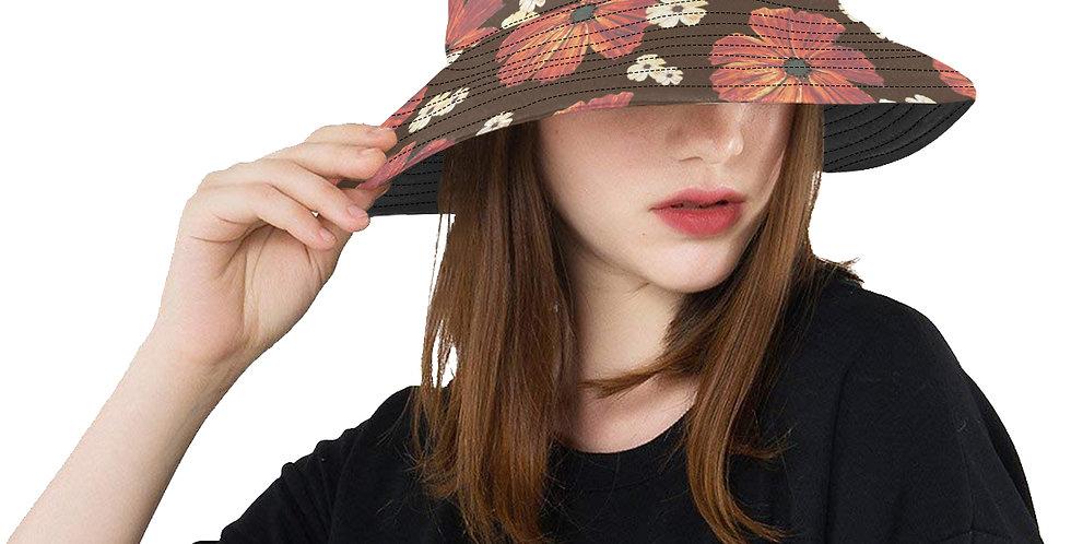 Chocolate Cosmos - Bucket Hat