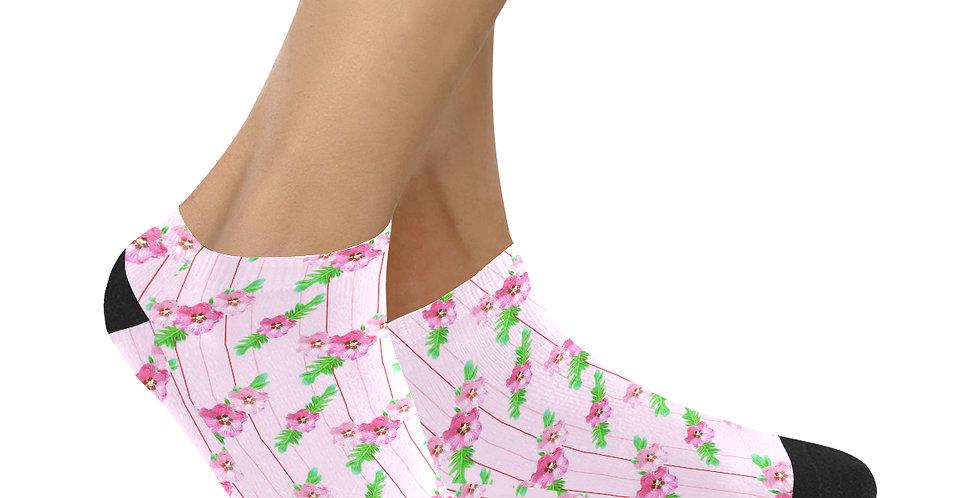 Xanadu - Pink - Ankle Socks