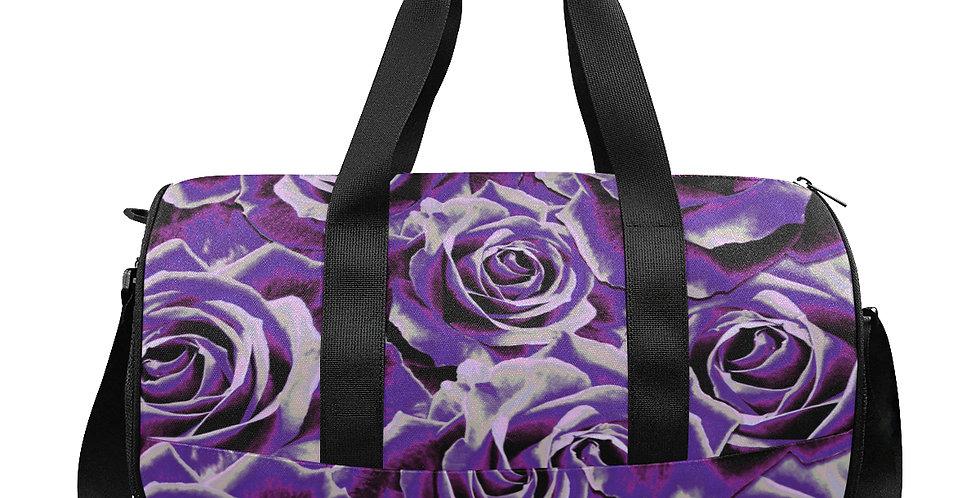 Gypsy Rose Purple Haze - Gym / Workout / Camping / Travel Duffel Bag