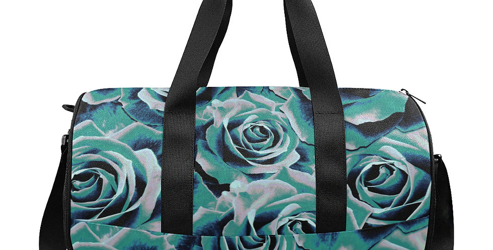 Gypsy Rose Stormy Skies - Gym / Workout / Camping / Travel Duffel Bag