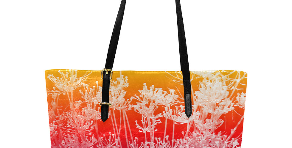 Bright and Bold - Large Tote Bag