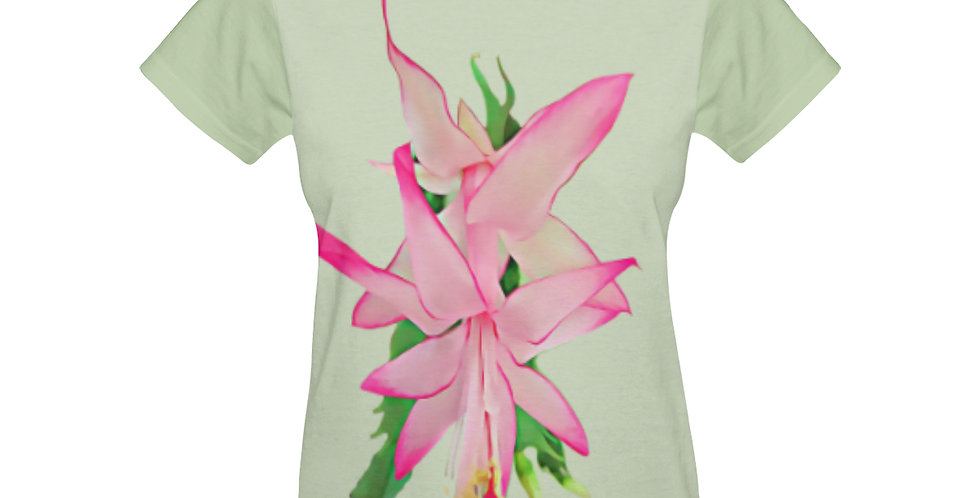 Madam Butterfly Botanical - T-shirt