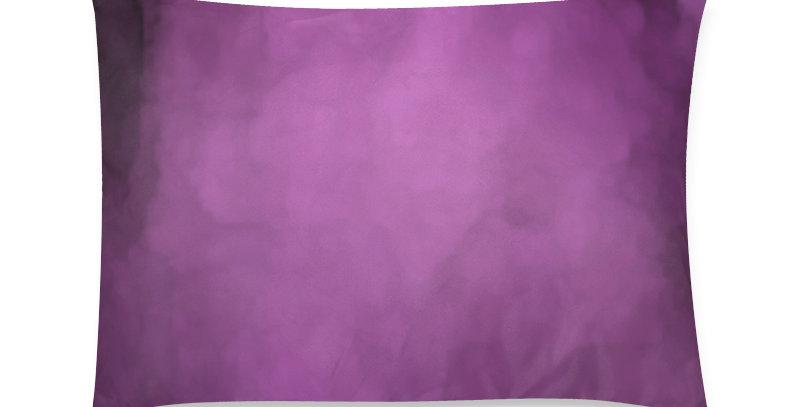 Rainbow Iris Washed Pink - Cushion Cover