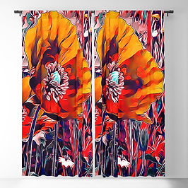 meadow-poppies-autumn-blackout-curtains.