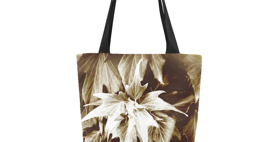 All the Leaves are Brown - Tote Bag