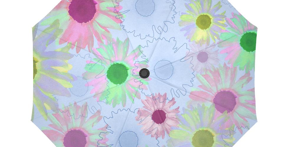 Wildflower Floral - Botanical Umbrella