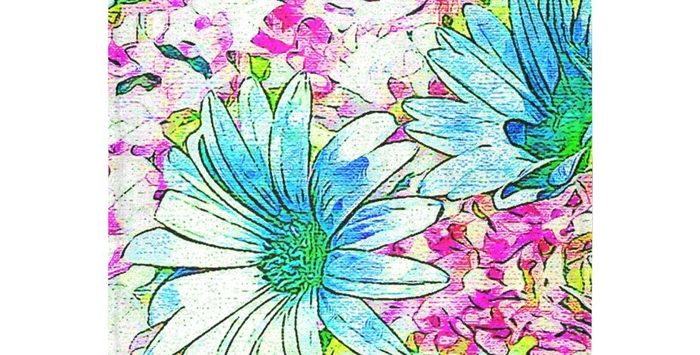 Dancing Daisies - Blanket