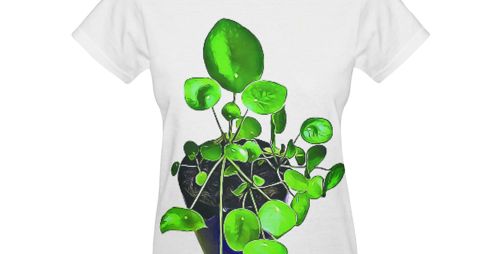 Chinese Money Plant - T-shirt