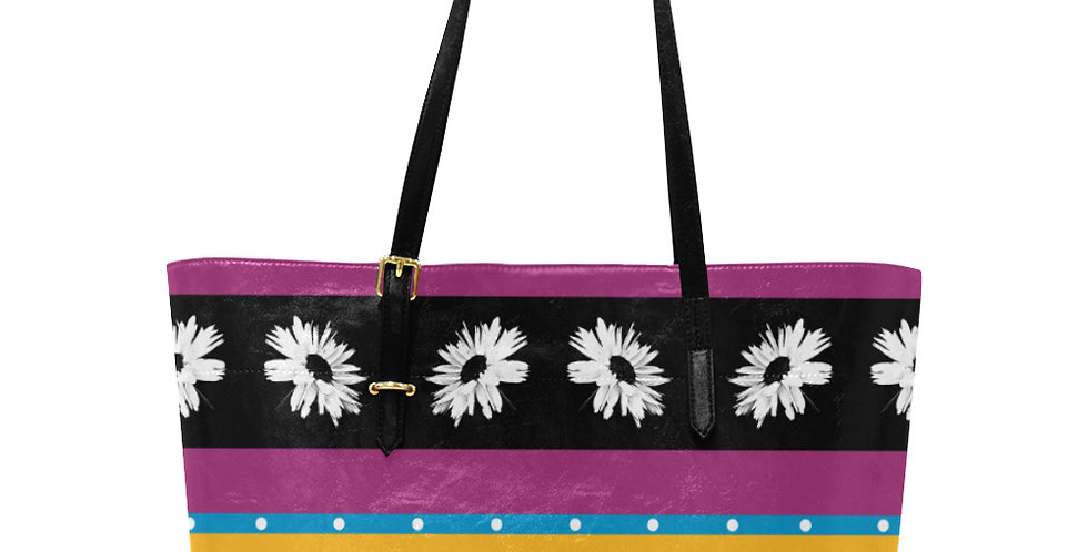 Bunch of Daisies Allsorts - Large Tote Bag
