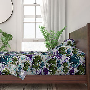 9205022-monstera-teal-purple-green-by-po
