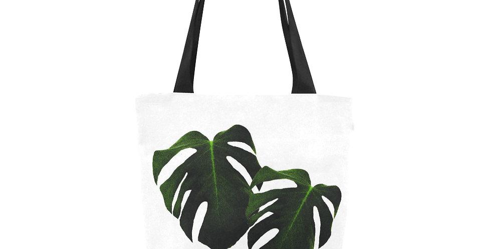 Monstera Leaves - Tote Bag