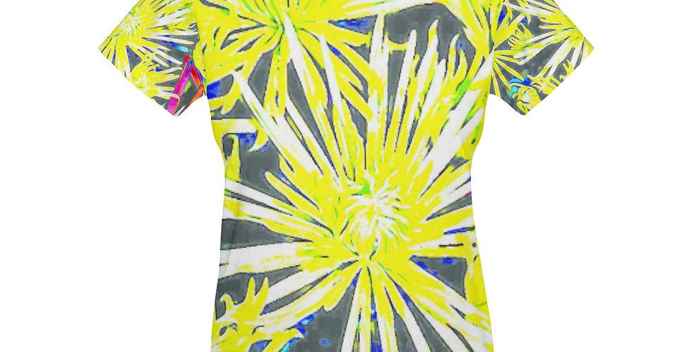 Yellow Chrysanthemums - T-shirt