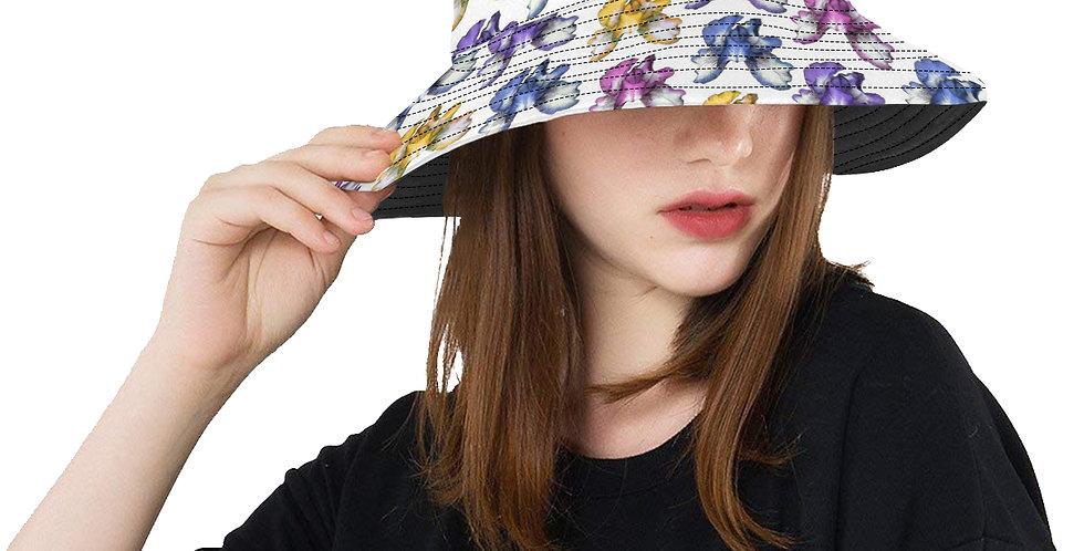 Rainbow Iris - Bucket Hat