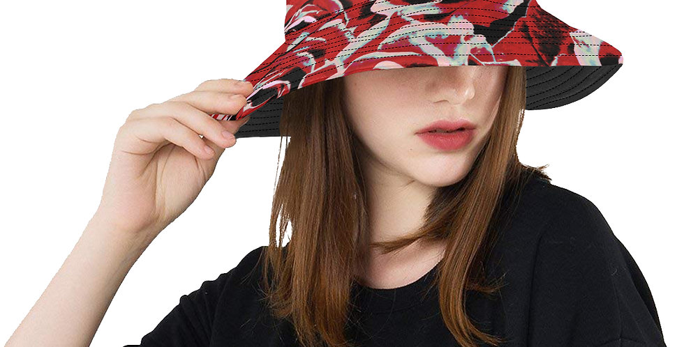 Gypsy Rose Passion - Bucket Hat