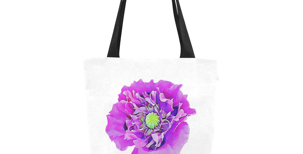 Pink Poppy - Tote Bag