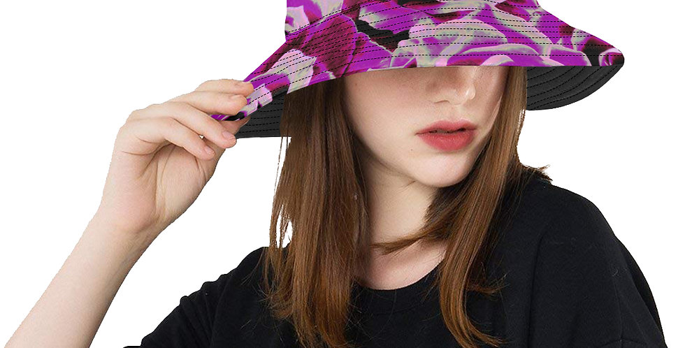 Gypsy Rose Party Pink - Bucket Hat