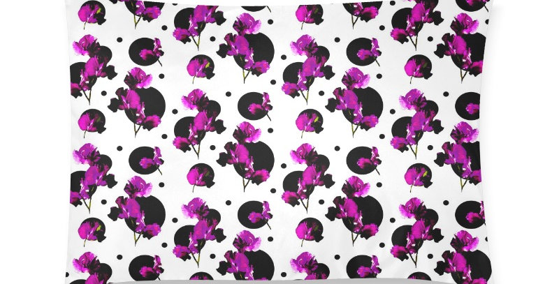 Sweet Pea Passion - Cushion Cover