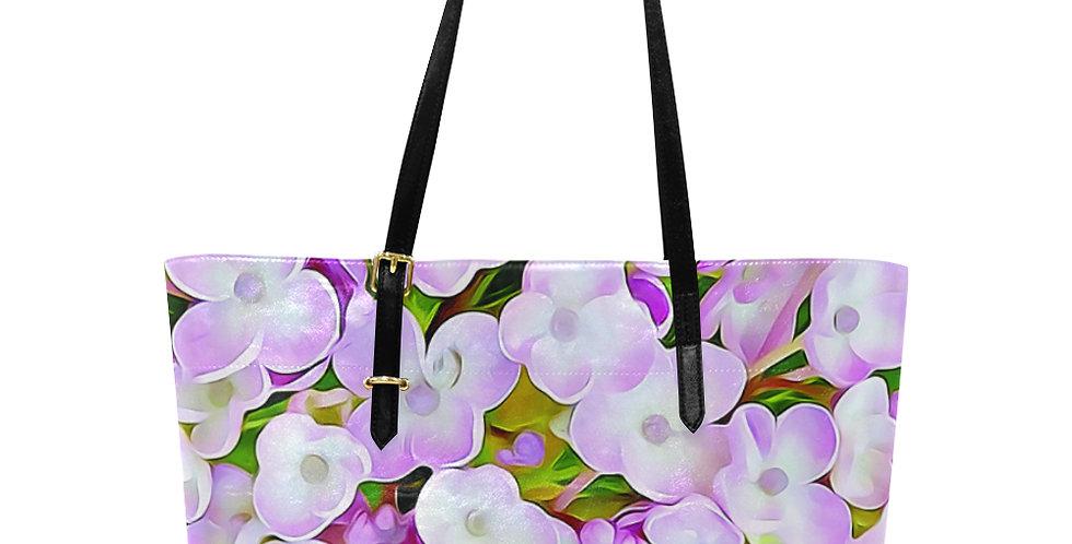 Hydrangea Confetti - Large Tote Bag