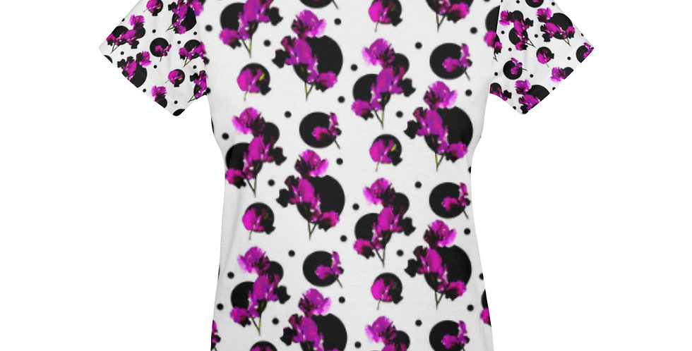 Sweet Pea Passion - T-shirt