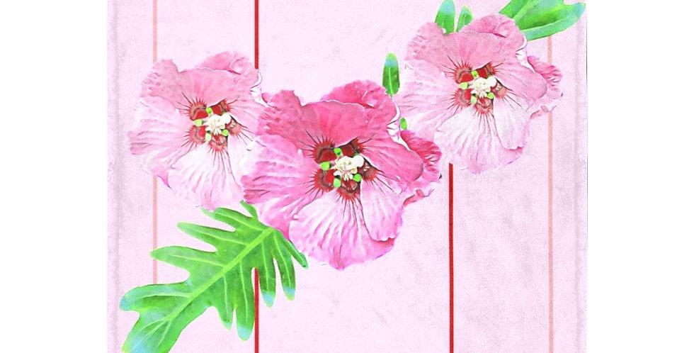 Xanadu - Pink - Blanket