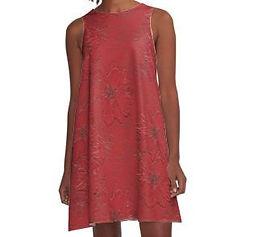 Poppy Pod A Line Dress