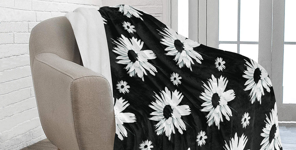 Bunch of Daisies (small print) - Blanket