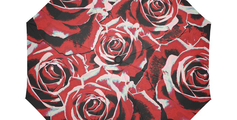 Gypsy Rose Passion - Botanical Umbrella