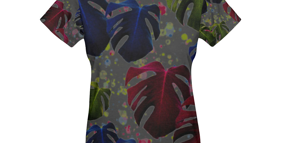 Monstera Glow - T-Shirt