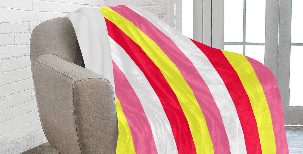 Summer Stripes - Blanket