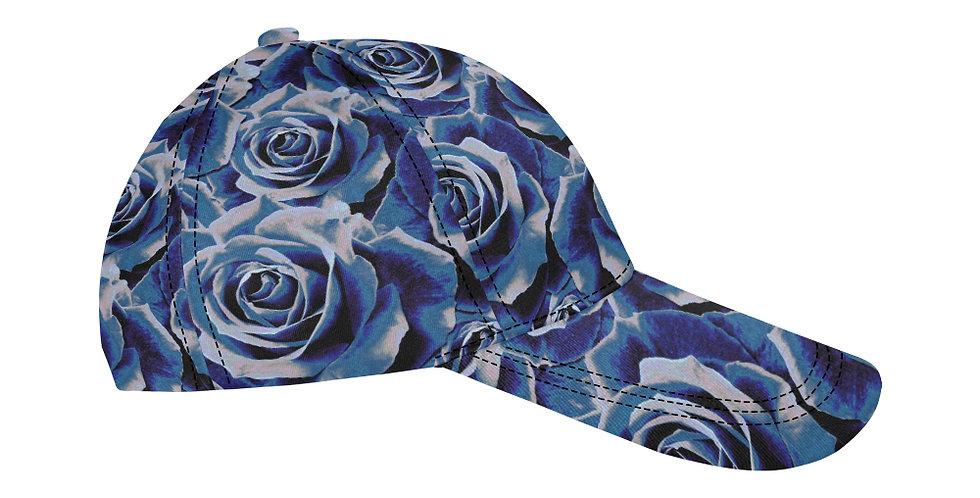 Gypsy Rose Persian Blue - Baseball Cap