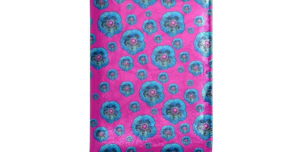 Flower Power Pink/Blue - Journal