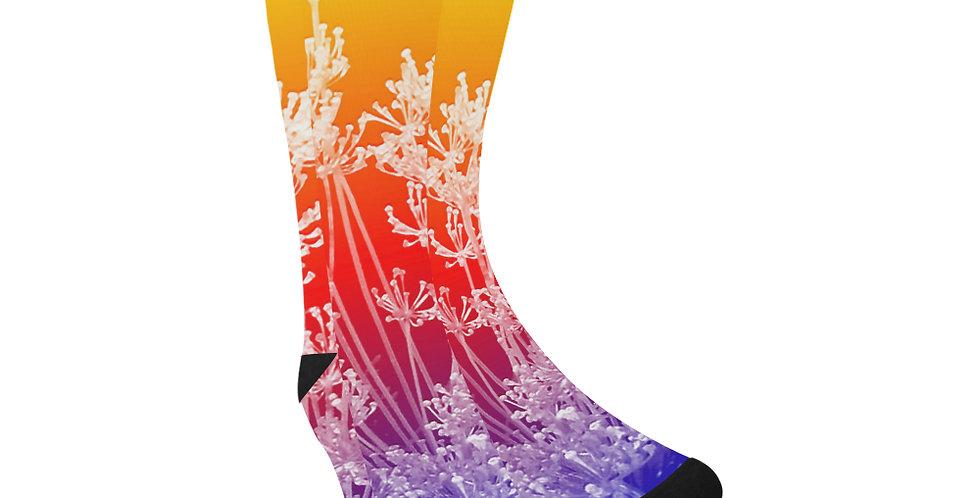 Bold & Bright -  Unisex Socks (Made in Australia)