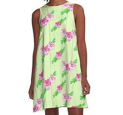 Poppy Pod Dress