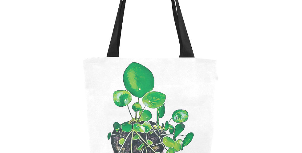 Chinese Money Plant - Tote Bag