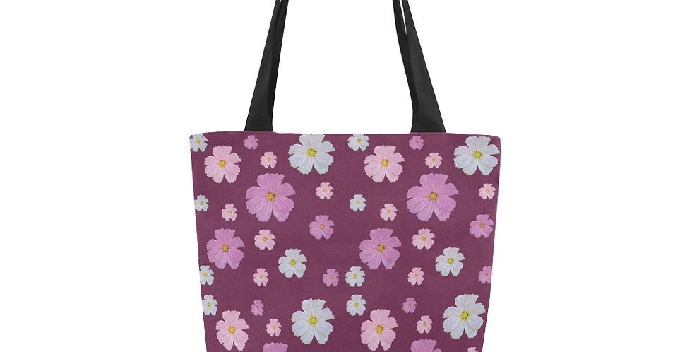 Cosmos and Wine - Tote Bag