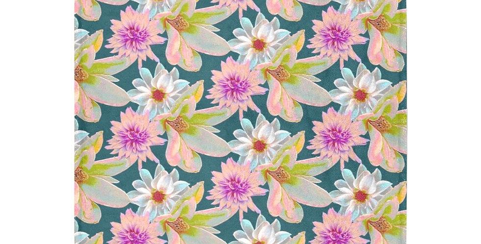 Vintage Floral - Blanket