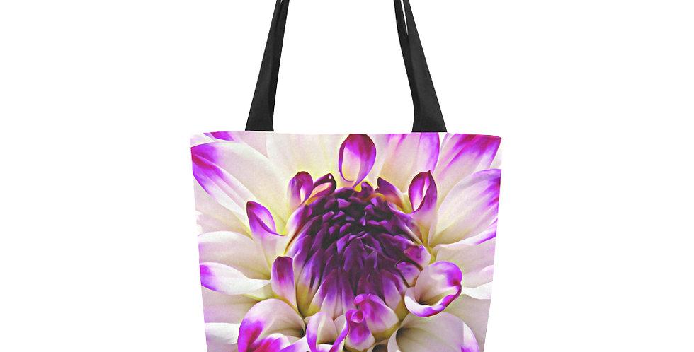 Dahlia Diligence - Tote Bag