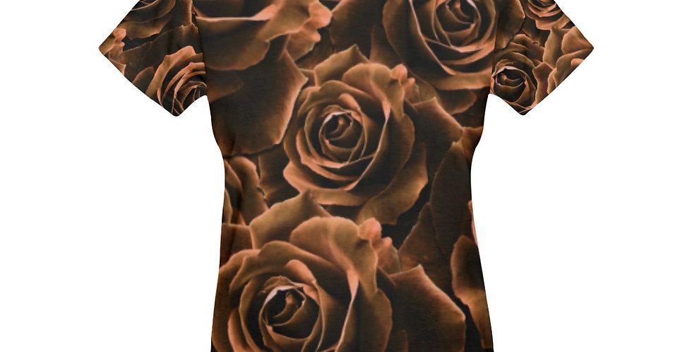 Velvet Roses Chocolate - T-shirt